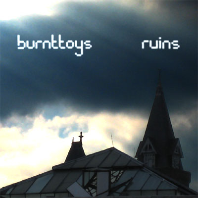ruins - sleeve front